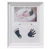 Kit empreintes bébé+ cadre en bois